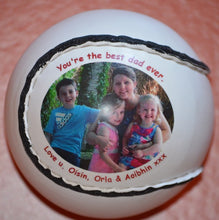 Load image into Gallery viewer, Personalised Sliotar (Regular Size)