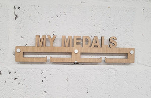 Medal Holder - My Medals