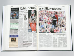 Memorable Moments Newspaper Reports All Ireland Hurling Finals