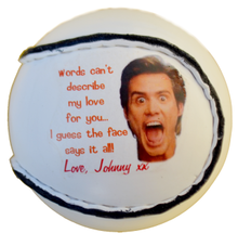 Load image into Gallery viewer, Personalised Sliotar (Large Size)