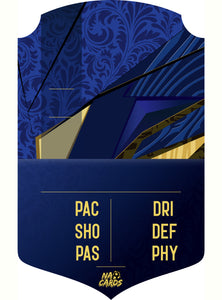 NOMINATED TEAM OF THE YEAR ( TOTY ) S21