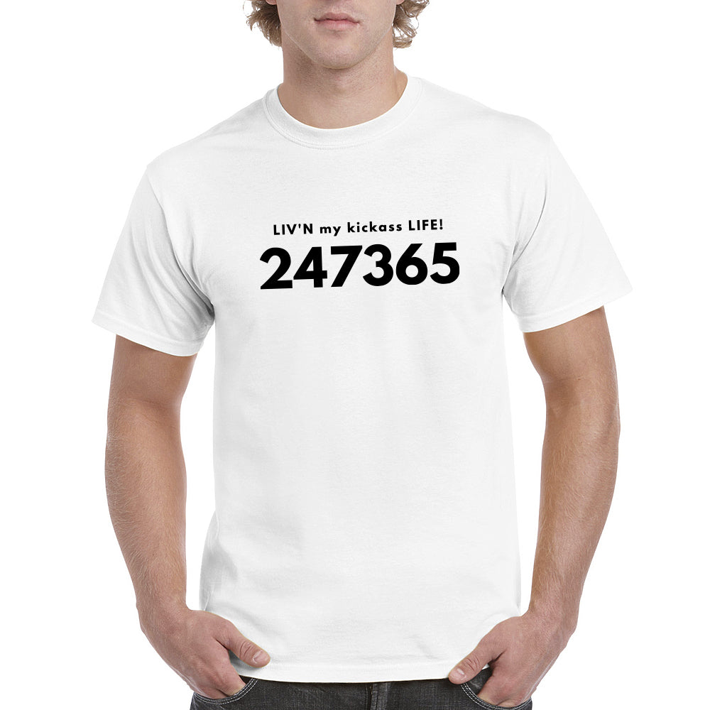 247365 Unisex Classic Tee - Resolute Clothing Co.