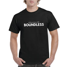 Load image into Gallery viewer, BOUNDLESS Unisex Classic Tee - Resolute Clothing Co.