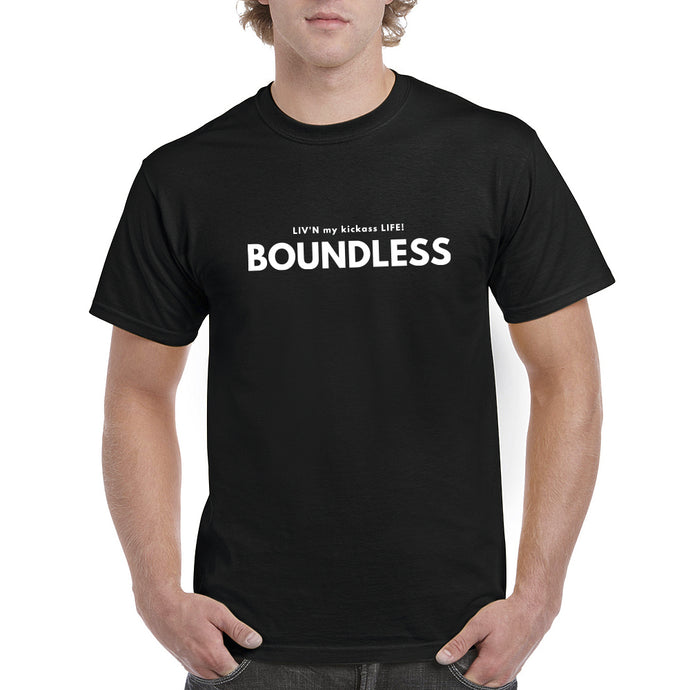 BOUNDLESS Unisex Classic Tee - Resolute Clothing Co.