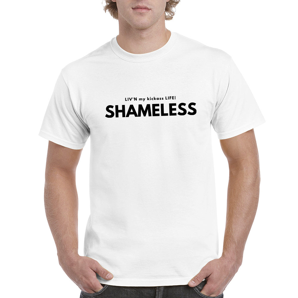 SHAMELESS Unisex Classic Tee - Resolute Clothing Co.