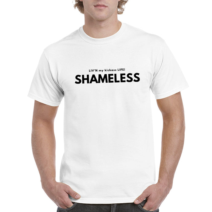 Shameless Classic Tee | Resolute Clothing Co