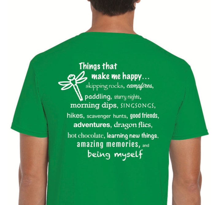 THINGS THAT MAKE ME HAPPY T-Shirt - Resolute Clothing Co.