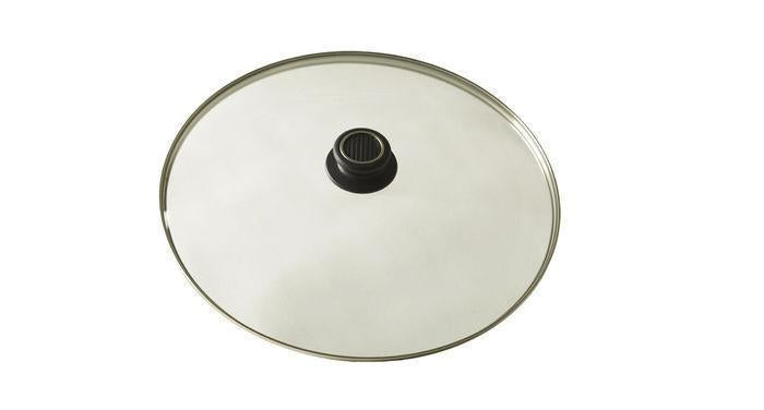 High Dome Borosilicate Lid