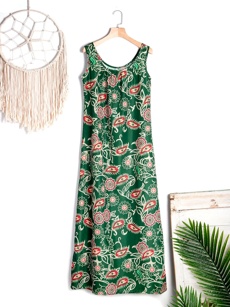 Sleeveless Casual Dresses