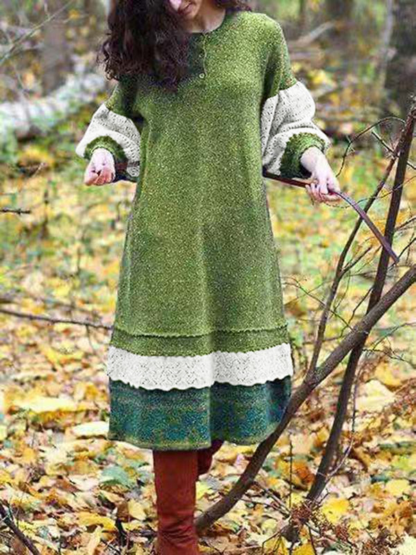 Womens Fall Clothing Women Dresses Vintage Dresses