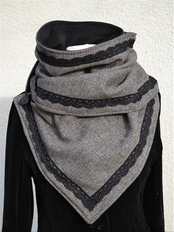 Casual Vintage Basic Daily Classic Scarves & Shawls