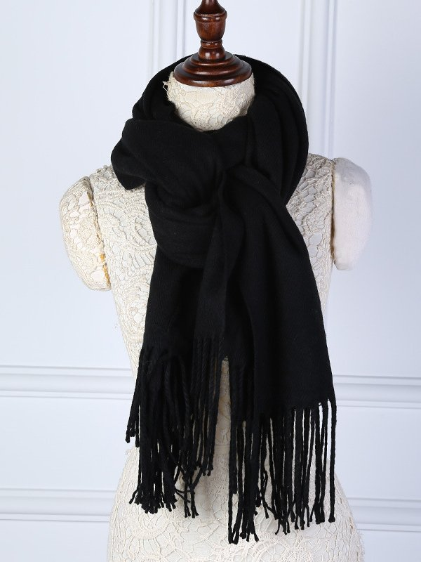 Casual Wool Scarves & Shawls