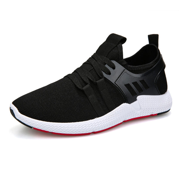 Breathable Cotton Sneakers Lace Up Sneakers