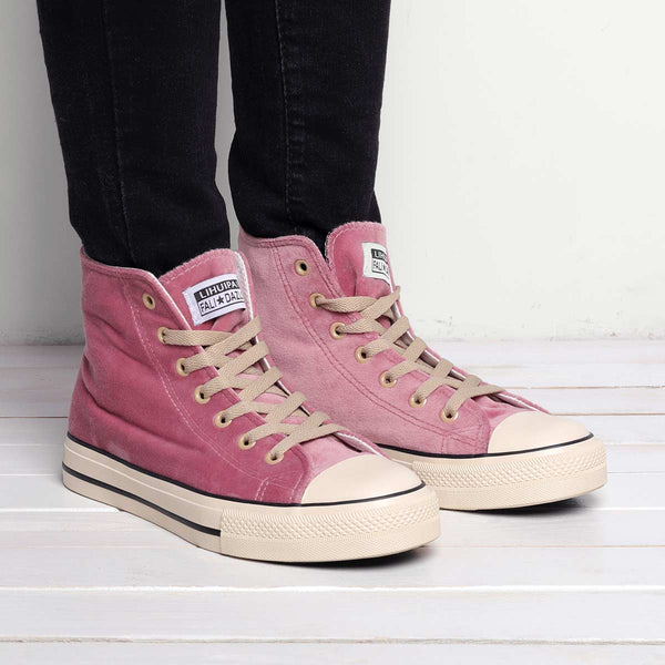 Lace-Up Daily Casual Canvas Shoes