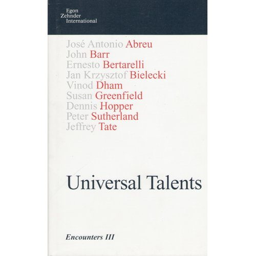 Encounter III: Universal Talents