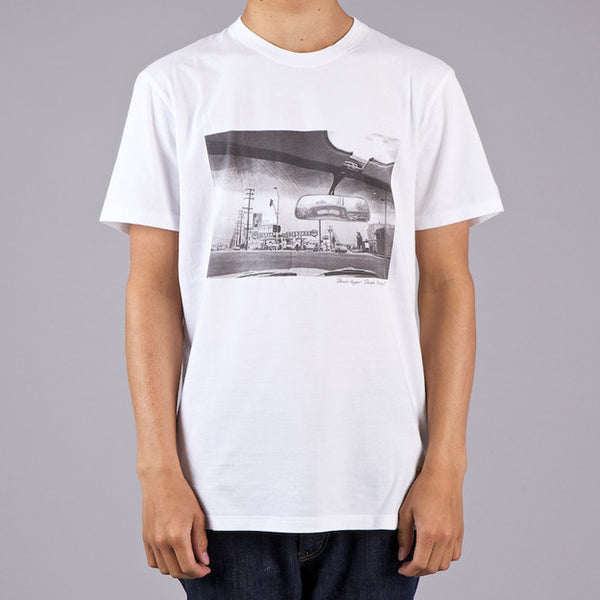 Vans Men's White Double Standard Short Sleeve Tee