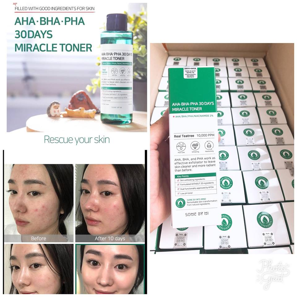 SOMEBYMI Aha Bha Pha 30Days Miracle Toner 150ml