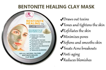 Load image into Gallery viewer, Bentonite Healing Clay Mask 100g