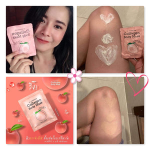 Collagen Body Mask | Instant Whitening Mask by FONN FONN