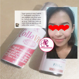 CollaVitC Serum (Vitamin C, E & Collagen serum)
