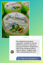 Load image into Gallery viewer, Tawas Calamansi Whitening Cream 10g