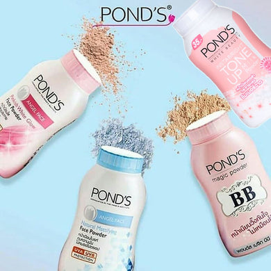 Ponds Beauty Powder {4 Types)