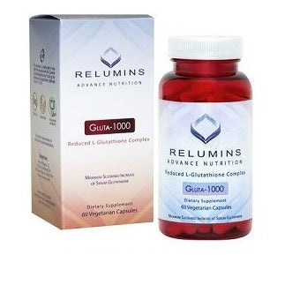 Relumins Advance Nutrition Gluta Whitening 1000mg