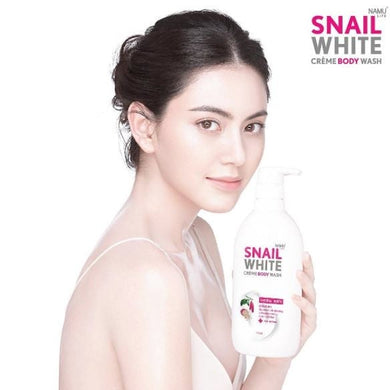 Snail White Creme Body Wash 500ml