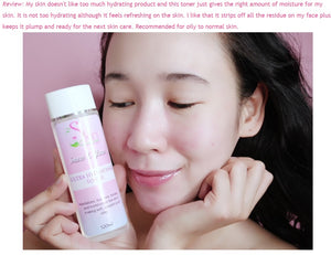 SNOW & GLOW Ultra Hydrating Rosewater Toner 120ml