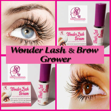 Wonder Lash and Brow Grower