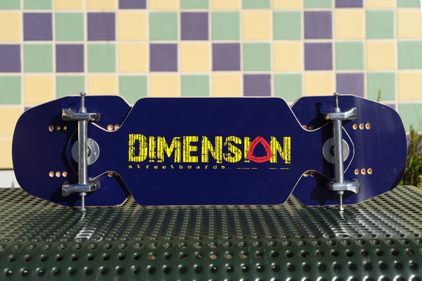 Dimension Yellow Logo (No Wheels/Bearings)
