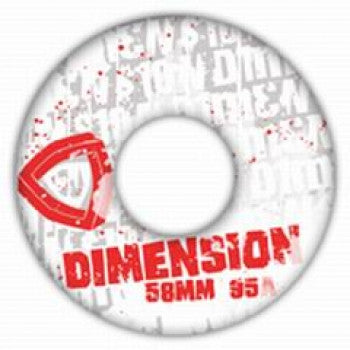 Dimension Logo Wheels
