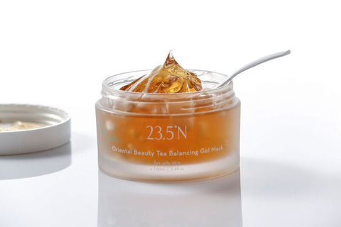 Oriental Beauty Tea Balancing Gel Mask | Maschera Riequilibrante in Gel al Tè