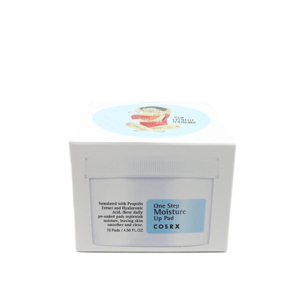 One Step Moisture Up Pads | Dischetti Idratanti all'Acido Ialuronico