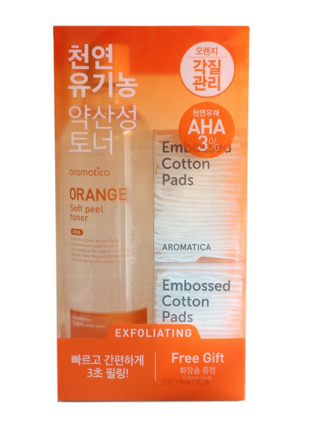 Orange Soft Peel Toner | Tonico Esfoliante all'Arancia