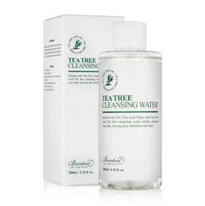 Tea Tree Cleansing Water | Acqua Micellare al Tea Tree