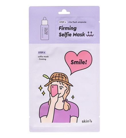 Firming Selfie Mask 2 Step | Maschera Rassodante in 2 Step