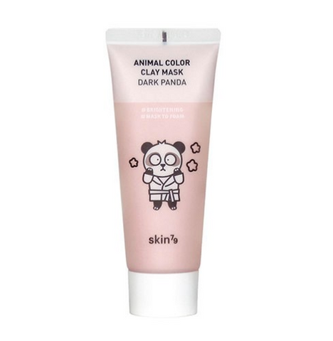Animal Color Clay Mask Dark Panda | Maschera con Argilla Illuminante