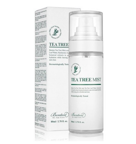 Tea Tree Mist | Spray Rinfrescante e Lenitivo al Tea Tree