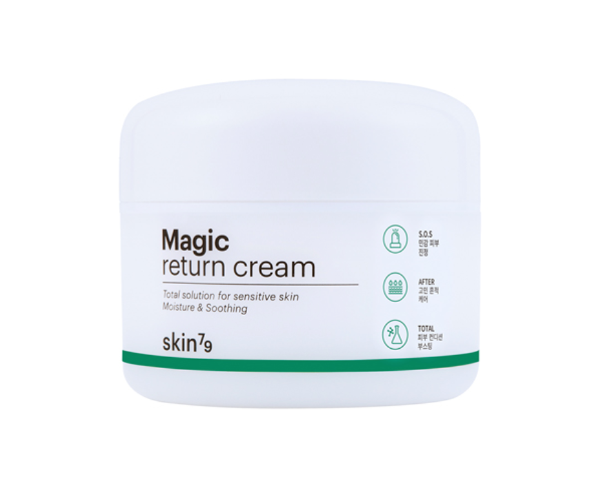 Magic Return Cream | Crema Idratante Multifunzionale