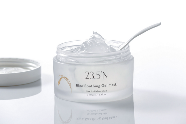 Rice Soothing Gel Mask | Maschera in Gel Lenitiva al Riso