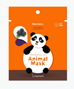 Panda Animal Mask | Maschera alle More a forma di Panda