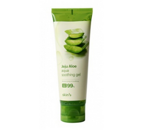 Aloe Aqua Soothing Gel 99% | Crema Idratante all'Aloe Vera