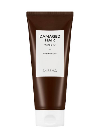 Damaged Hair Therapy Treatment | Balsamo per Capelli Danneggiati