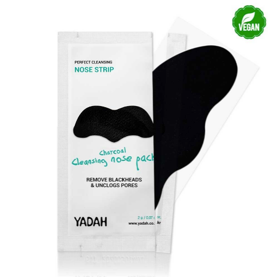 Charcoal Cleansing Nose Pack | Patch per il Naso con Carbone