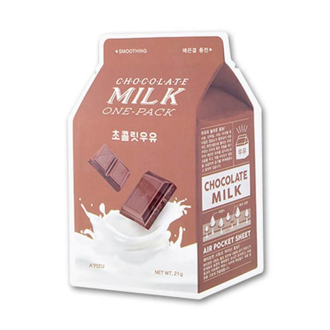 Chocolate Milk One Pack Mask | Maschera al Latte e Cacao