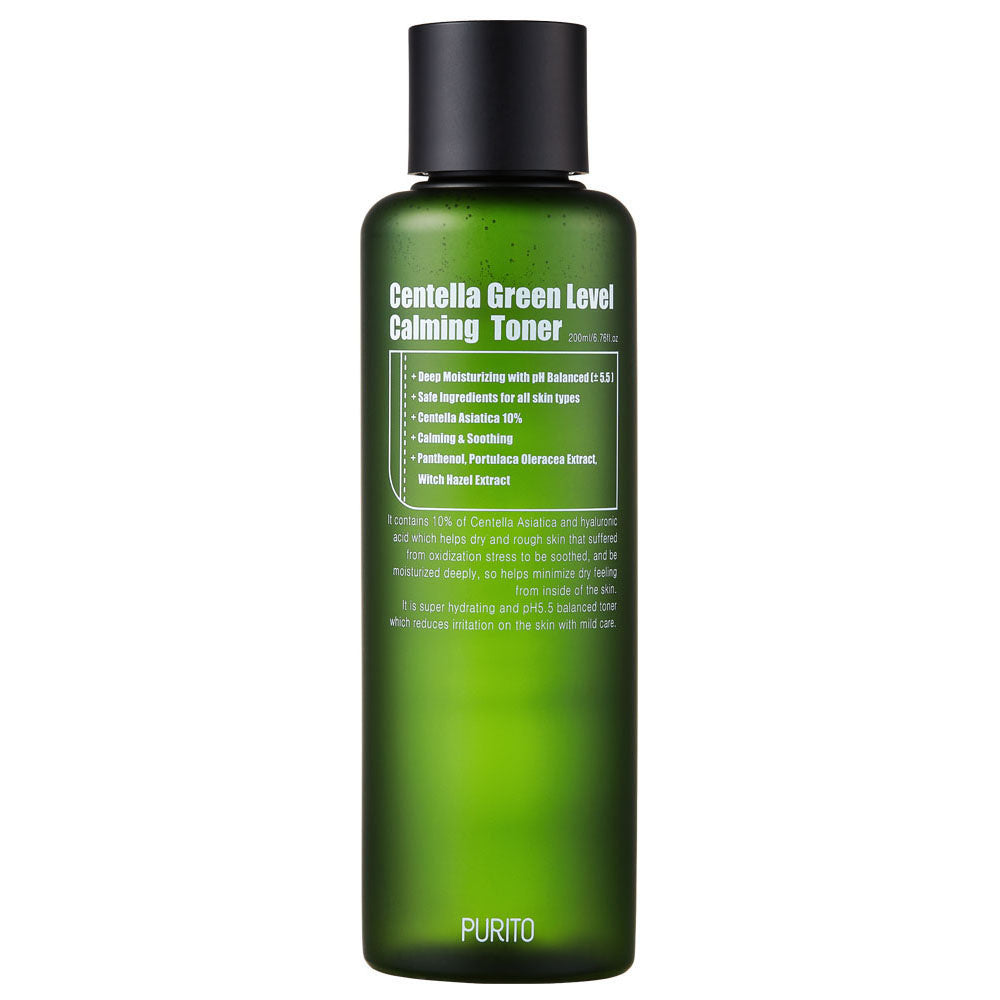 Centella Green Level Calming Toner | Tonico con Centella Asiatica