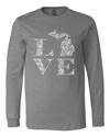 Floral Love Long Sleeve