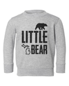 Little Bear Toddler Sweatshirt