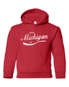 Enjoy Michigan Youth Hooded